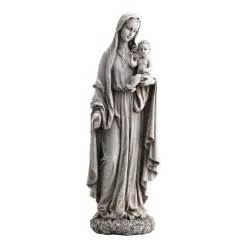 madonna and child statue 23 quot