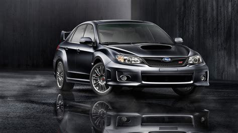 subaru black wrx subaru impreza wrx sti car wallpaper hd wallpaper