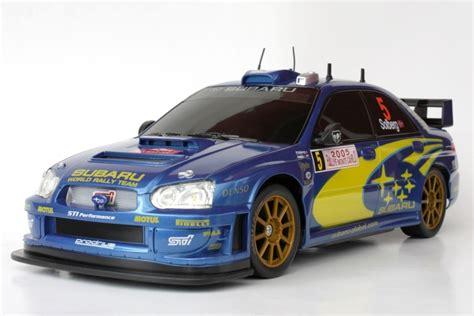 subaru impreza rc new 1 10 remote rc subaru impreza wrx rally car