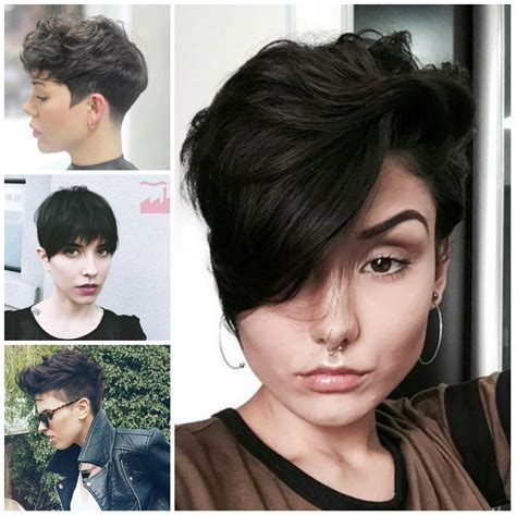 Pixie Hairstyles For Thick Hair by Hairstyles 2017 Haircuts Hairstyles And Hair Colors
