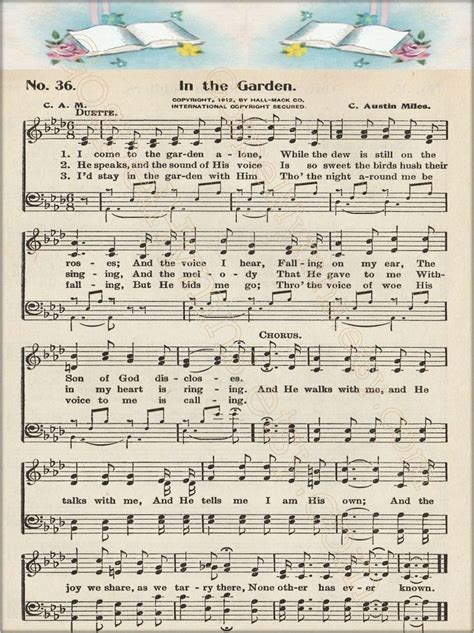 Wedding Bible Hymns by 17 Best Images About Christian Hymns On Sheet