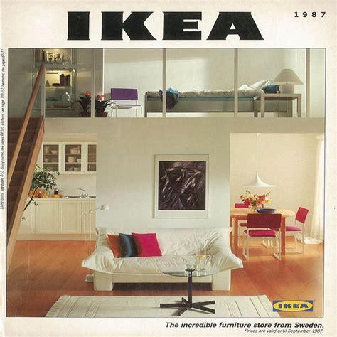 ikea catalog cover 1985 42 best ikea catalogue covers images on pinterest ikea