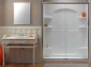 kohler sterling shower stalls interior exterior doors