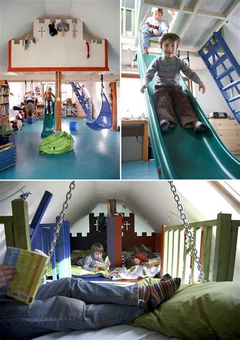 bedroom play playrooms bed in and the loft on pinterest
