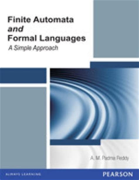 finite automata and formal languages : a simple approach