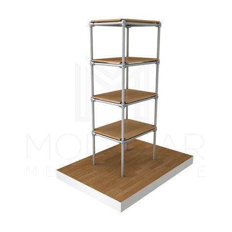 Modular Metal Shelving Modular Shelf Unit Modular Metal Store