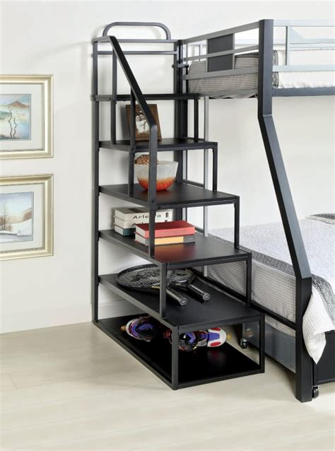 metal bunk beds with stairs 24 designs of bunk beds with steps these