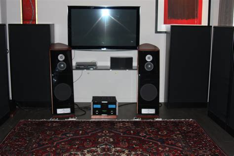 cheap sound system for room two channel playback room acoustic fields