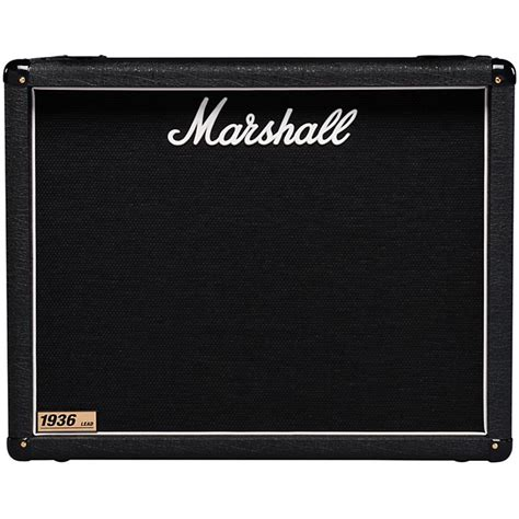 Marshall 1936 2x12 Cabinet Musician S