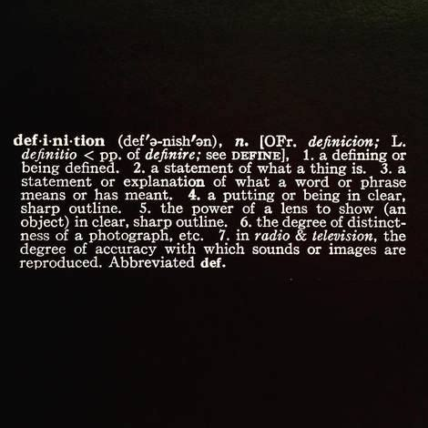 joseph kosuth titled art  idea  idea  word