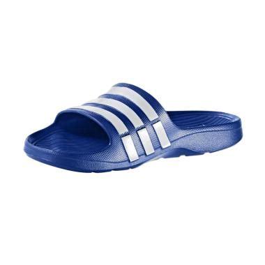 blibli adidas jual adidas men duramo slide sandal blue g14309 online