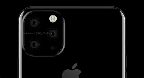 render of the iphone xi shows apple will join the bandwagon this year