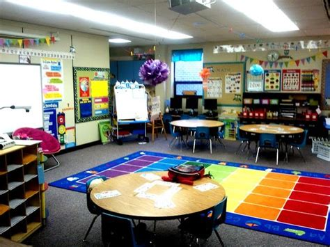 cute themes for elementary classrooms super cute organized kindergarten classroom megan