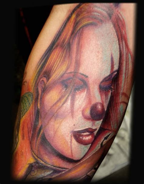 girl joker tattoo designs gangsta images designs