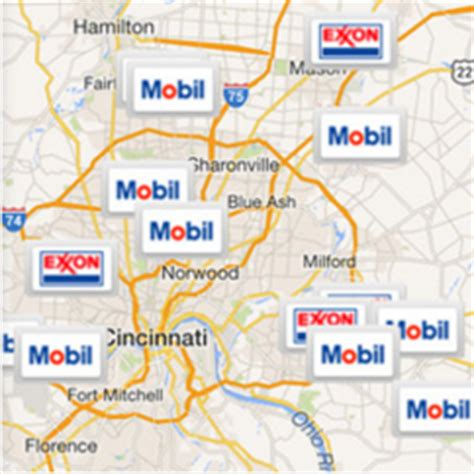 mobil gas station near me find gas stations near me exxon and mobil fuel finder