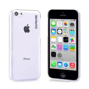 Capdase Karapace Touch Iphone 5c 1 capdase karapace jacket finne ds for iphone 5c clear