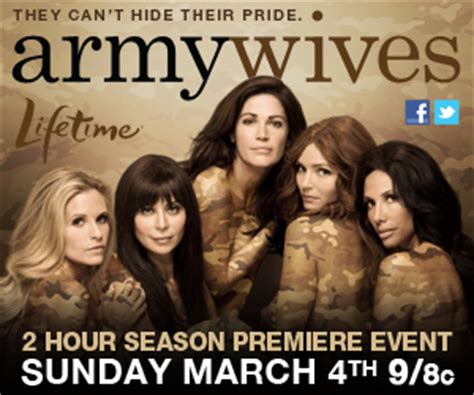 Army And You Giveaways - army wives contest and giveaway runs through april 12 series tv