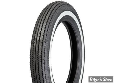 Shinko E 270 450 18 18 x 4 50 pneu shinko e 270 classic bande blanche