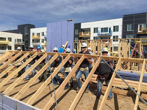 denver housing authority habitat denver partners with denver housing authority to build townhomes in mixed use