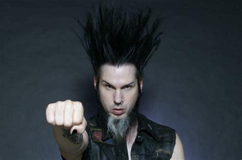 wayne static hair tutorial wayne static former frontman of static x remembered by