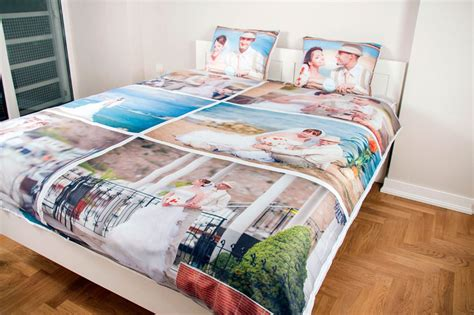 how to make a comforter photo duvet cover personalised duvet cover