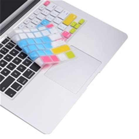 Color Silicone Keyboard Cover Protector For Macbook 12inc color silicone keyboard cover protector skin for macbook 12 inch new macbook 2015