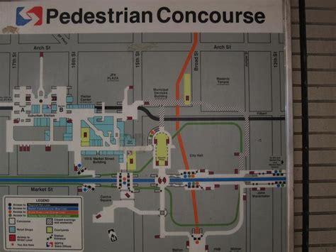 Penn Station Interior Map by Suburban Philadelphia Map Swimnova