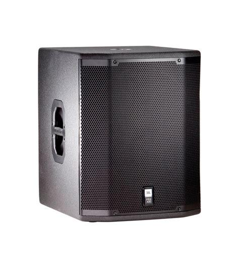 Speaker Subwoofer Jbl 18 Inch jbl prx418s 18 inch subwoofer each