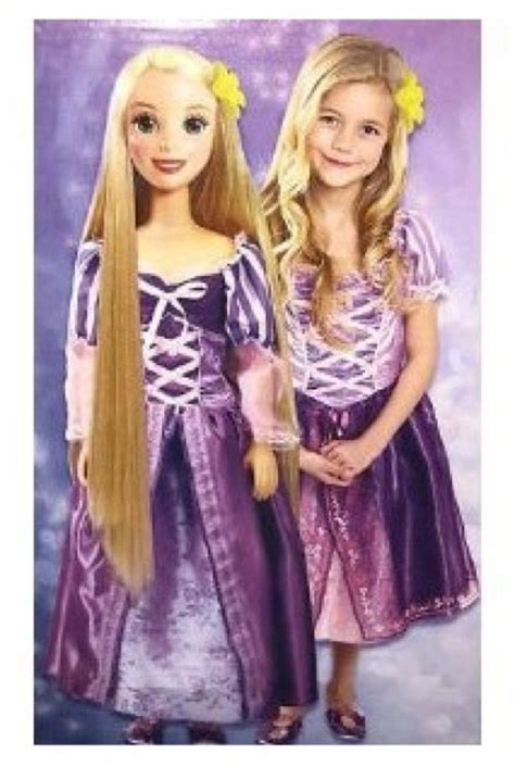 3ft porcelain doll collectible 3ft disney s tangled my size fairytale