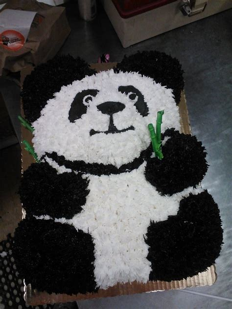 25 best ideas about panda bear cake on pinterest panda