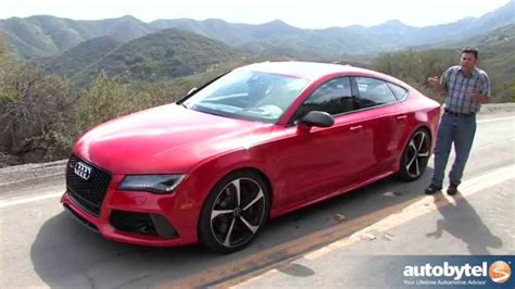 audi rs test drive video review youtube