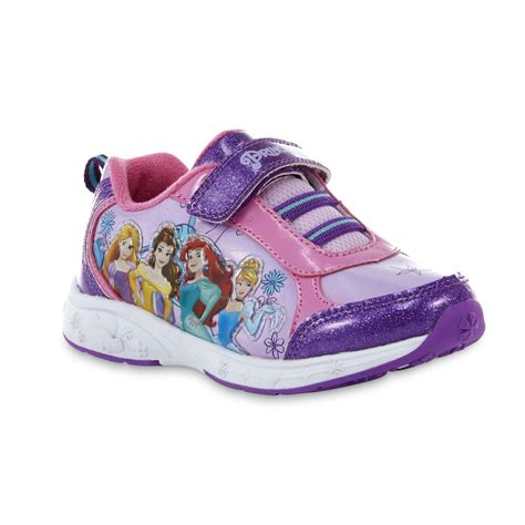 princess shoes disney toddler princess pink purple shoe