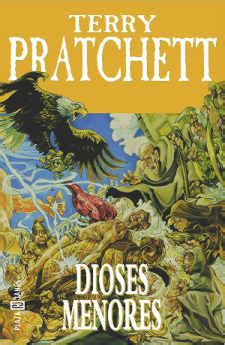 dioses menores small 8401329108 autor terry pratchett than more series