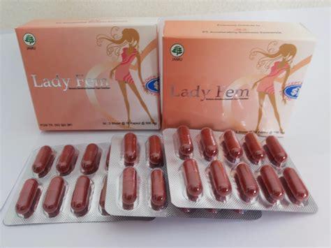 Obat Herbal Ladyfem jual ladyfem kapsul herbal atasi keputihan terapi kista