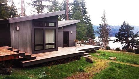 Small House Kits Washington State Custom Designed Small Homes Green Pods Tiny Homes
