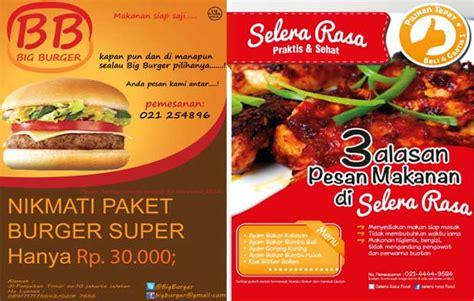 teks prosedur membuat burger 6 contoh iklan produk makanan paling inspiratif