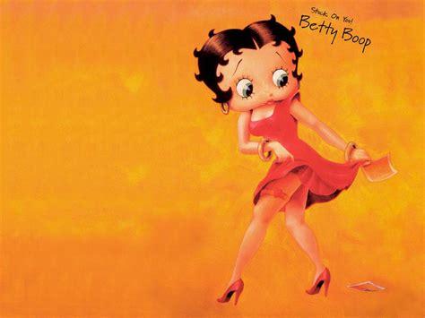 Betty Boop Wallpaper