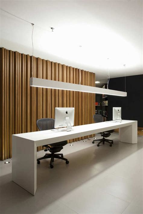 contemporary decor bpgm law office fgmf arquitetos interior office