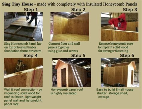how to build a house yourself how to build a sing tiny house lightweight university