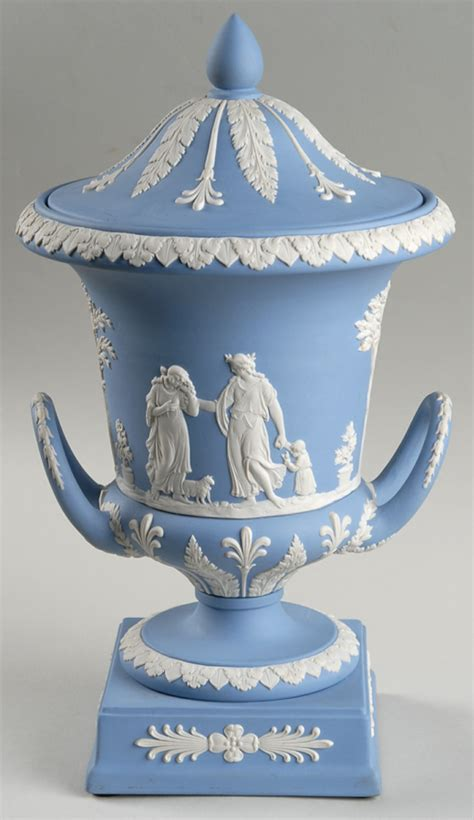 Wedgwood Vase Patterns by Wedgwood Jasperware At Replacements Ltd