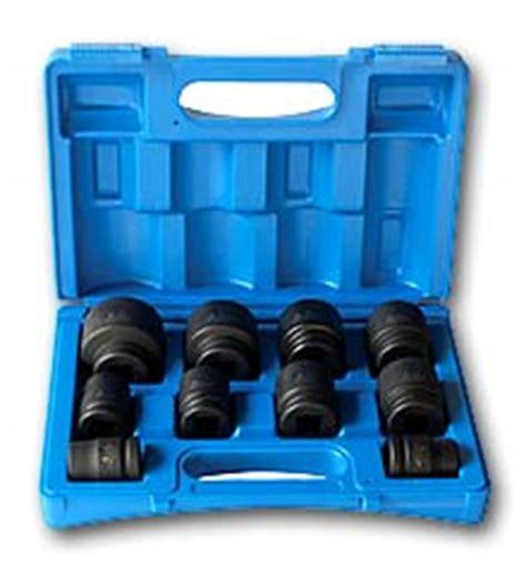 26 Pcs 34 1 Dr Socket Wrench Set Tk 021 6pt Maxpower 3 4 quot impact socket sets for high torque hydraulic air