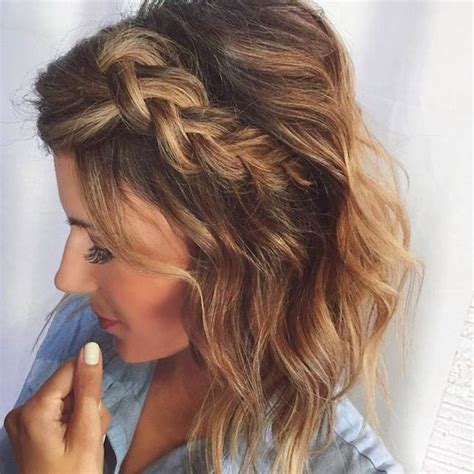 Braided Hairstyles For Medium Hair by 2018 Wedding Hair Trends The Ultimate Wedding Hair