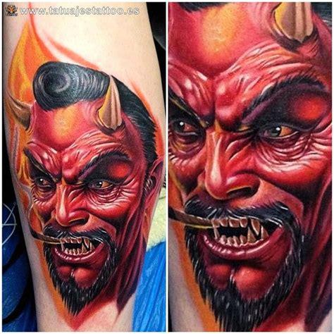 tattoo oriental demonio tatuaje de demonio en pinterest tatuajes malvados