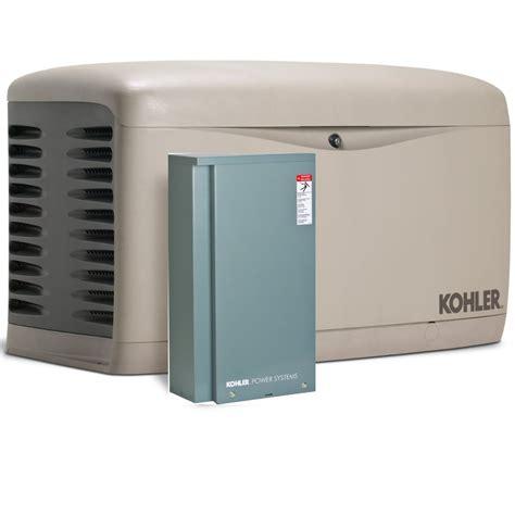 shop kohler 14000 watt lp 12000 watt ng standby