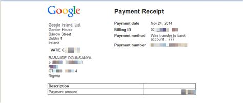 adsense payment paypal limitation removal using adsense account how i did it