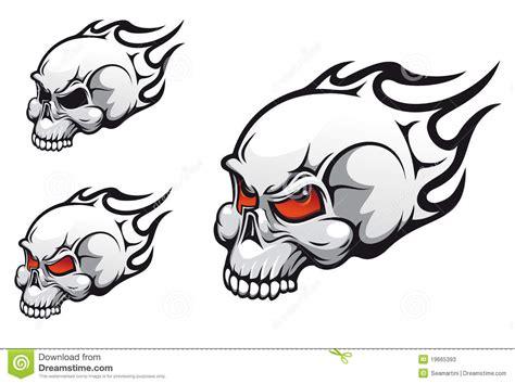 Tattoo 3d Vector | evil skulls tattoos stock photos image 19665393