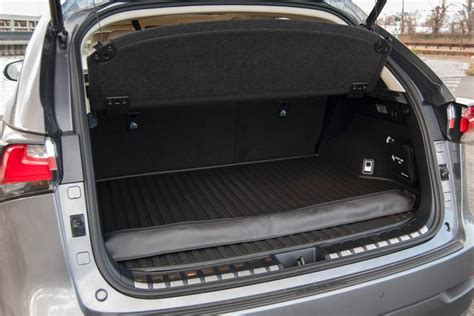 lexus nx 2018 trunk space lexus es 300h trunk space report 2017 lexus nx 300h ny daily news