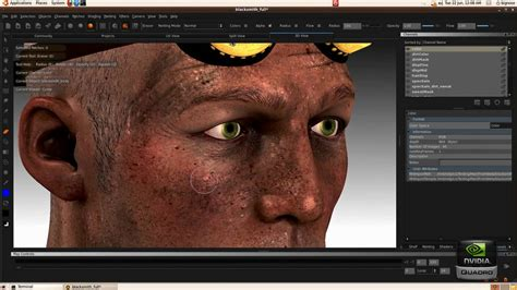 best texture painting software mari 3d texture painting by the foundry