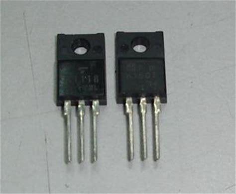 bentuk transistor driver dasar dasar elektronika testing a mosfet