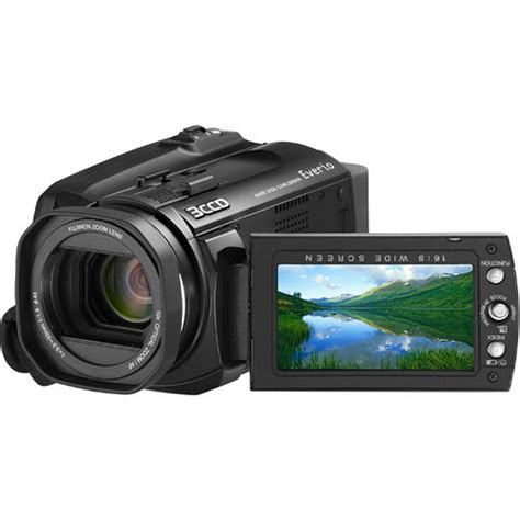 Jvc 2007 High Definition Everio Camcorder by Jvc Gz Hd6 120gb Everio High Definition Camcorder Gz Hd6 B H